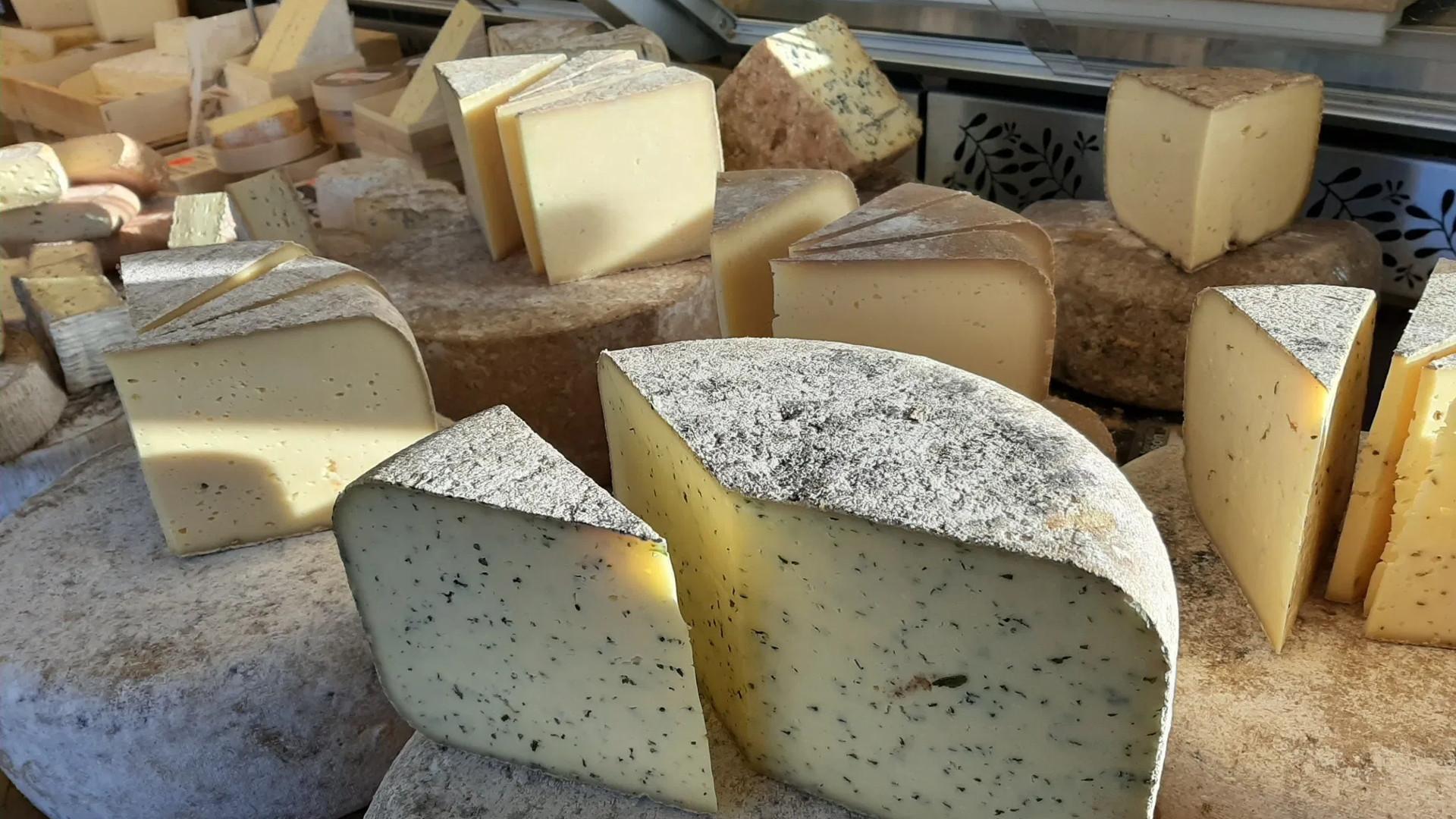 fromagerie ruca fournisseur du restaurant la Fermette à Matignon